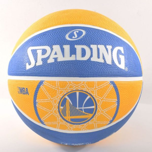 Bóng Rổ Spalding NBA Team Golden State Warriors Outdoor Size 7